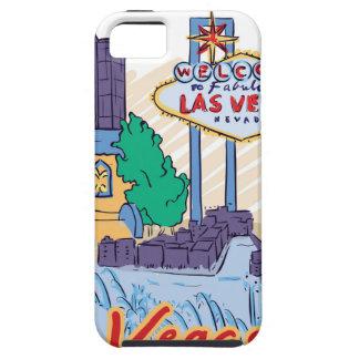 Las Vegas Fun In The Sun iPhone 5 Cover