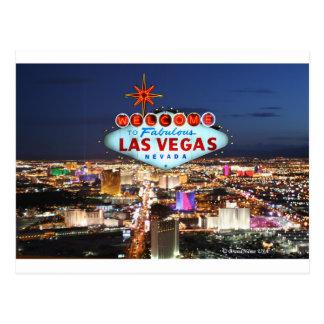 Las Vegas Gifts Post Card