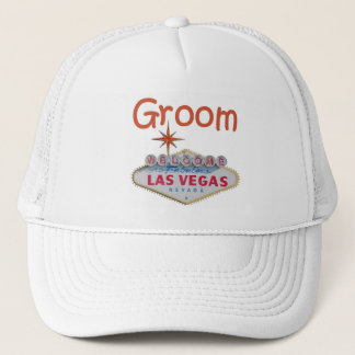 Las Vegas Groom Cap