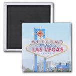 Las Vegas Keepsake Magnet