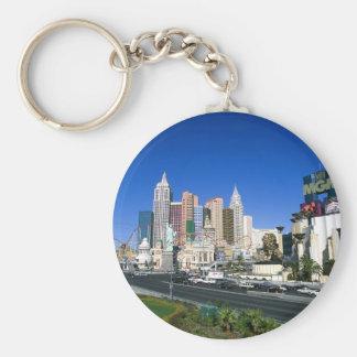 Las Vegas Keychain