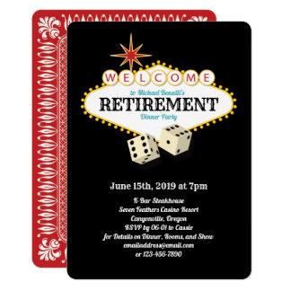 Las Vegas Marquee Retirement Party Black Card