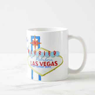 Las Vegas Marriage Celebration Coffee Mug