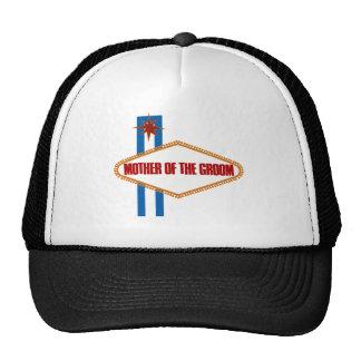Las Vegas Mother of the Groom Trucker Hat