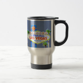Las Vegas Neon Sign Travel Mug