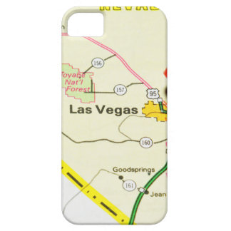 Las Vegas, Nevada Case For The iPhone 5