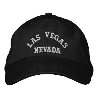 LAS VEGAS, NEVADA EMBROIDERED HAT