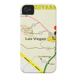 Las Vegas, Nevada iPhone 4 Covers