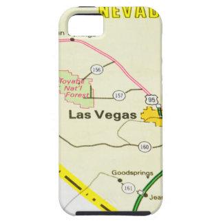 Las Vegas, Nevada iPhone 5 Cover