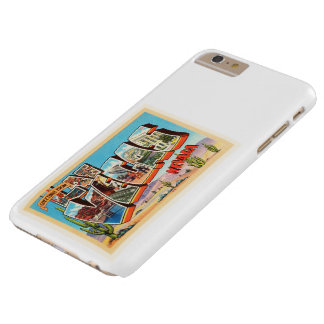 Las Vegas Nevada NV Old Vintage Travel Souvenir Barely There iPhone 6 Plus Case