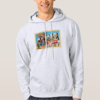 Las Vegas Nevada NV Old Vintage Travel Souvenir Hoodie