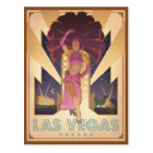 Las Vegas, Nevada | Showgirl Postcard