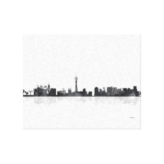 LAS VEGAS, NEVADA SKYLINE CANVAS PRINT