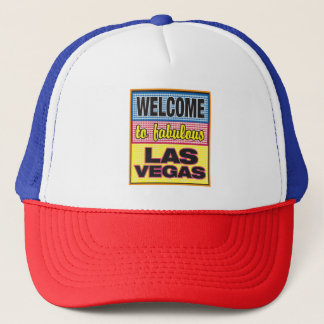 Las Vegas, Nevada , USA, America, United States Trucker Hat
