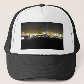 Las Vegas Nighttime Trucker Hat