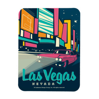 Las Vegas, NV Magnet