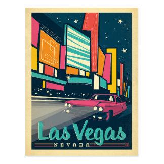 Las Vegas, NV Postcard