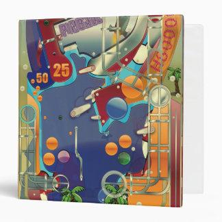 Las Vegas Pinball Machine Binder