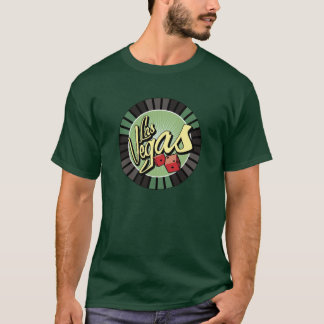Las Vegas Poker Chip T-Shirt