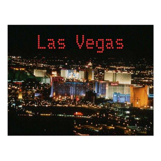 Las Vegas-Postcard Postcard