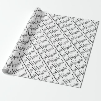 LAS VEGAS!® RETRO WRAPPING PAPER