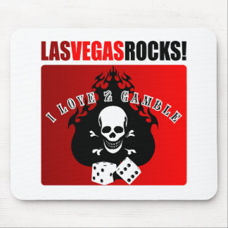 Las Vegas Rocks! Mouse Pad
