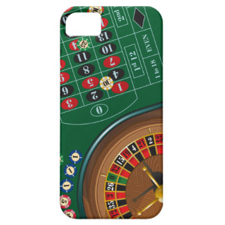 Las Vegas Roulette Casino Gambling Table iPhone 5 Cover
