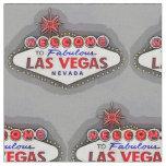 Las Vegas Sign Fabric