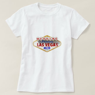 Las Vegas Sign Logo MOB Baby Doll T-Shirt