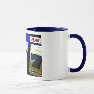 Las Vegas Slot Player 777 Mug