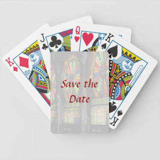 Las Vegas Slots Save the Dates Bicycle Playing Cards