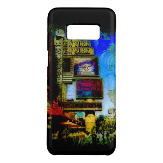 Las Vegas Street Scene Case-Mate Samsung Galaxy S8 Case