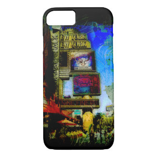 Las Vegas Street Scene iPhone 8/7 Case
