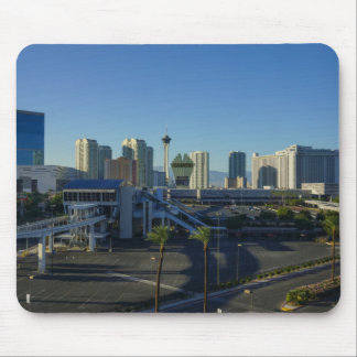 Las Vegas Strip Ahead Mouse Pad