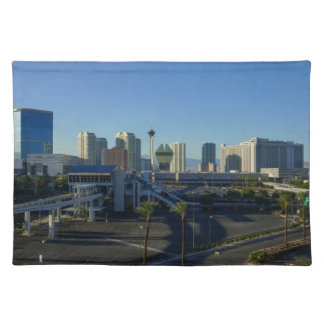 Las Vegas Strip Ahead Placemat
