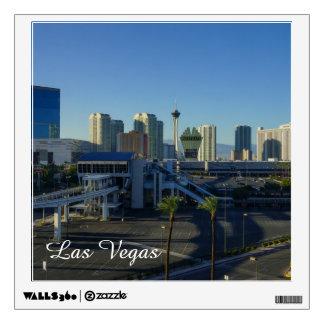 Las Vegas Strip Ahead Wall Decal