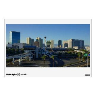 Las Vegas Strip Ahead Wall Sticker