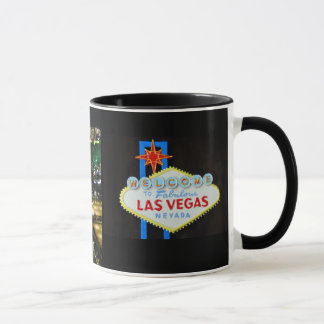 Las Vegas Strip and Sign Souvenir Mug