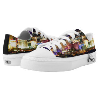 Las Vegas Strip Low-Top Sneakers