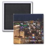 Las Vegas Strip Magnet Refrigerator Magnet