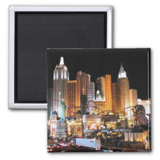 Las Vegas Strip Nevada Magnet