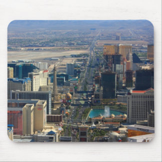 Las Vegas Strip Nevada Photo Mouse Pad