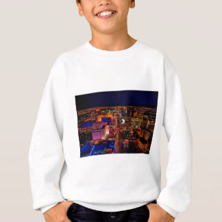 Las Vegas Strip Night Vacation Sweatshirt
