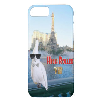 "Las Vegas Strip VIB "" Very Important Bird"" iPhone 8/7 Case"