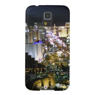 Las Vegas Strip View Galaxy S5 Covers