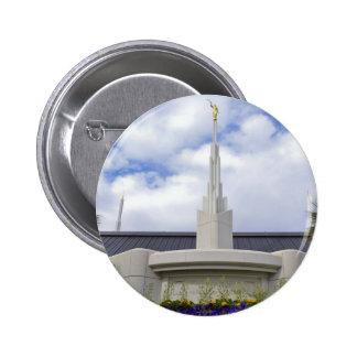 Las Vegas Temple Pinback Button