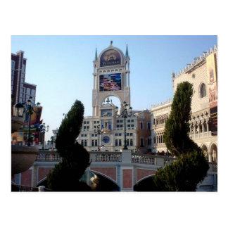 Las Vegas Venetian postcard