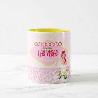Las Vegas VIP Bridal Shower Mug