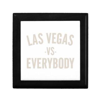 Las Vegas Vs Everybody Gift Box