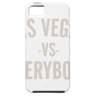 Las Vegas Vs Everybody iPhone 5 Cover